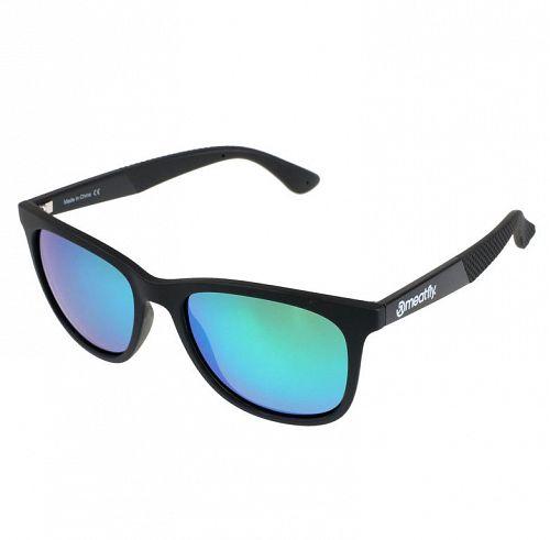 okuliare slnečné MEATFLY - CLUTCH D 4/17/55 - BLACK - MEAT136