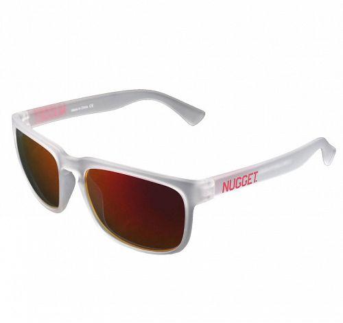 okuliare slnečné NUGGET - CLONE C 4/17/38 - CLEAR - MEAT126