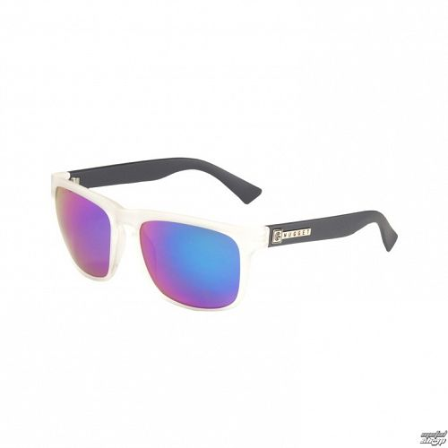 okuliare slnečné NUGGET - Firestarter - D - Matte Clear / Black - MEAT059