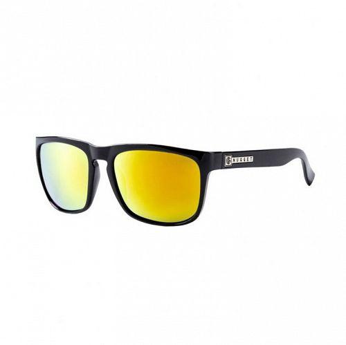okuliare slnečné NUGGET - SPIRIT - B - 4/17/38 - Black Glossy - MEAT139