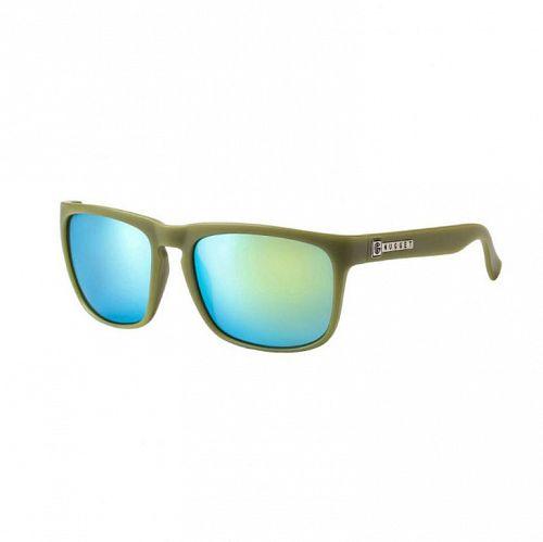 okuliare slnečné NUGGET - SPIRIT - E - 4/17/38 - Green - MEAT143