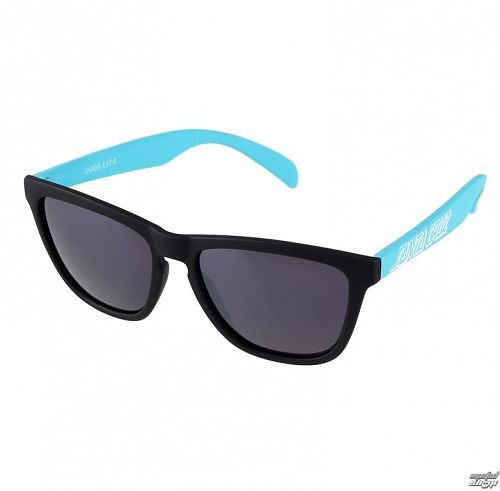 okuliare slnečné SANTA CRUZ - Volley - SCASUN-012 BLACK / BLUE
