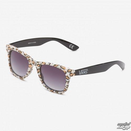okuliare slnečné VANS - Janelle Hipster Su - White - VVXLWHT