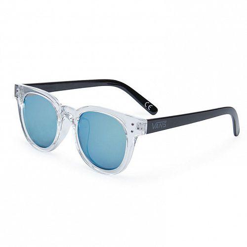 okuliare slnečné VANS - MN WELBORN SHADES - Clear transl - V005YOCTI