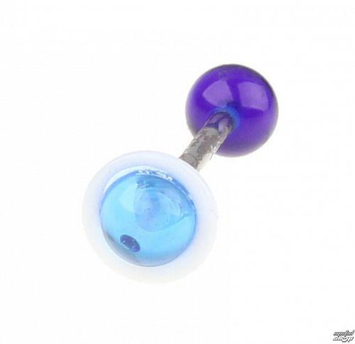 piercingový šperk - Blue - IV008