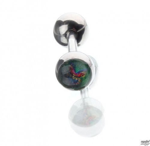 piercingový šperk - Butterfly - IV015