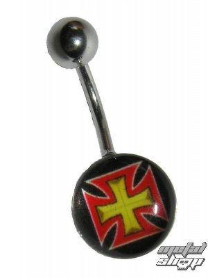 piercingový šperk Crossl - 1PCS - L 020 - MABR