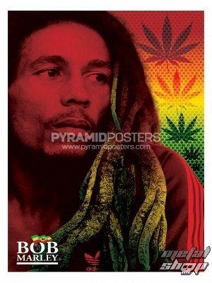 plagát - Bob Marley (Dreads) - PP31791 - Pyramid Posters