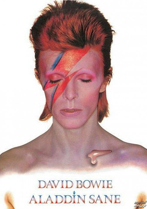 plagát - David Bowie (Aladdin Sane) - PP31521 - Pyramid Posters