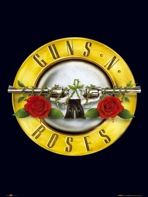 plagát Guns N' Roses