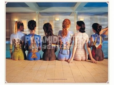 Plagát - Pink Floyd (Back Catalogue) - GPP0505 - Pyramid Posters