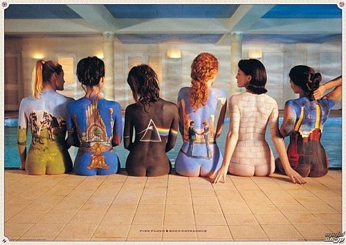 plagát Pink Floyd (Back Catalogue) - PP0505 - Pyramid Posters