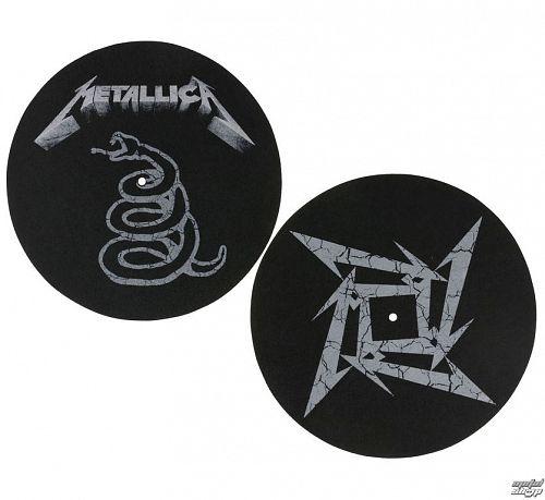podložka na gramofón (set 2ks) Metallica - RAZAMATAZ - SM013