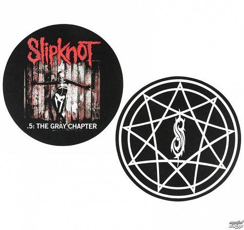 podložka na gramofón (set 2ks) Slipknot - RAZAMATAZ - SM019