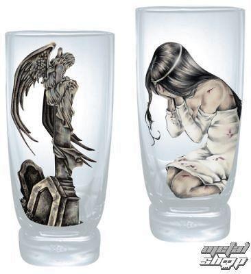 poháre (SADA 2x kusov) VICTORIA FRANCES - Ilantos Statue - 10430600