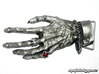 pracka na kožený opasok Hand 1