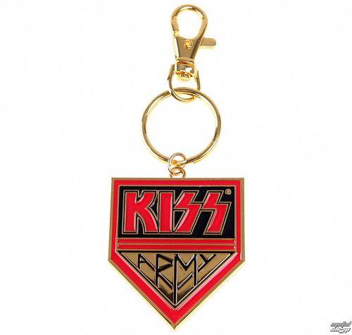 prívesok Kiss - Army Gold Tone - K-2801-E