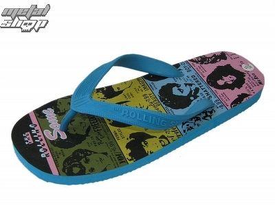 sandále BIOWORLD - Rolling Stones 4