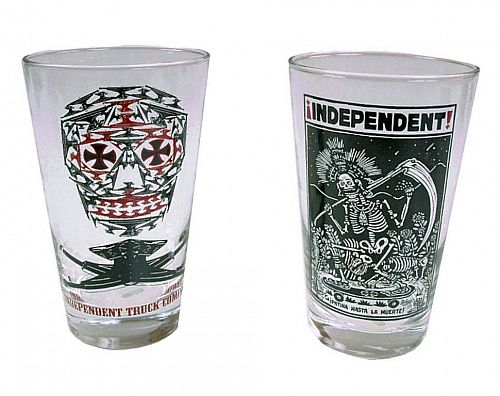 skleničky INDEPENDENT - Savced Glasses - sada dvou skleniček