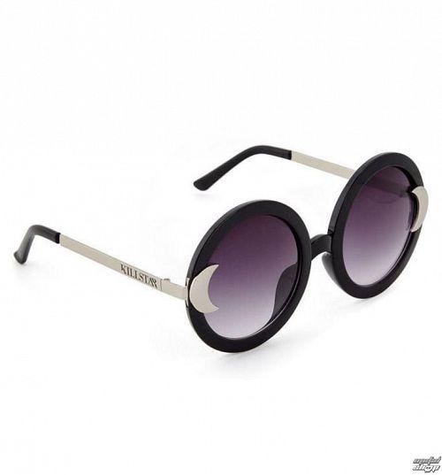 slnečné okuliare KILLSTAR - Lunar Doll - Black - K-MIS-F-2453
