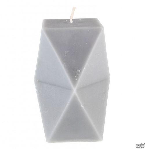 sviečka Edgy - Grey - YO012