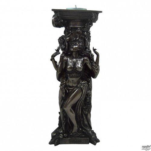 svietnik (dekorácia) Bronze Triple Goddess - D2541G6
