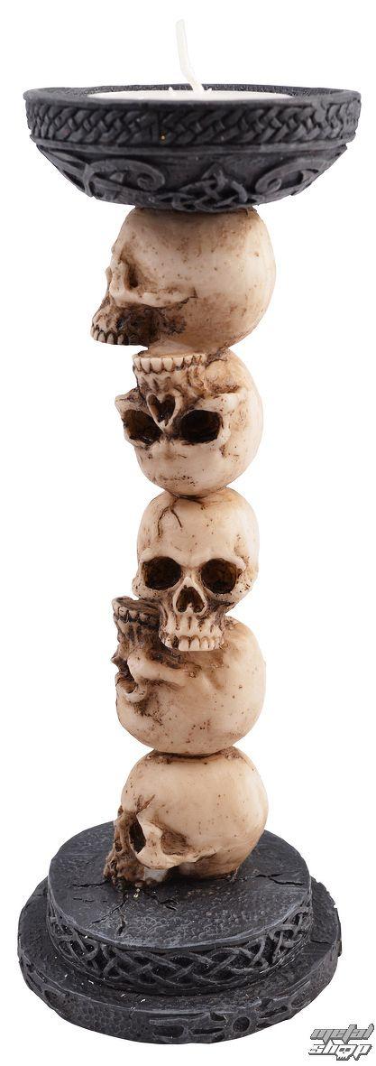 svietnik Skulls Folding - 816-4544