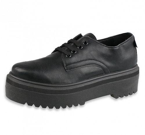 topánky ALTERCORE - Orvi - Black - ALT024
