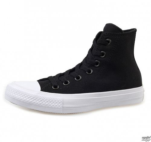 topánky CONVERSE - Chuck Taylor All Star II - BLACK/WHITE - C150143