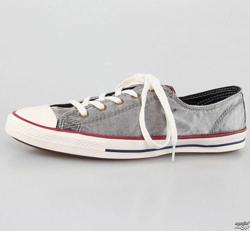topánky dámske CONVERSE - CT Fancy Ox - Black - C547173