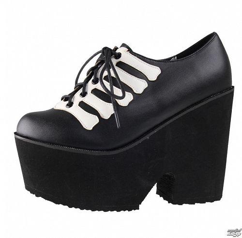 topánky dámske IRON FIST - Wishbone Super - IFW005126-Black