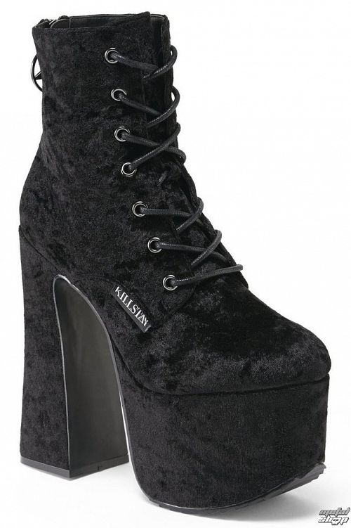 topánky dámske KILLSTAR - Hell-O - Black - K-FTW-F-2308