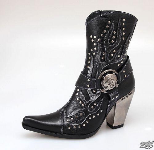 topánky dámske NEW ROCK - 7919-S1 - Nomada Negro