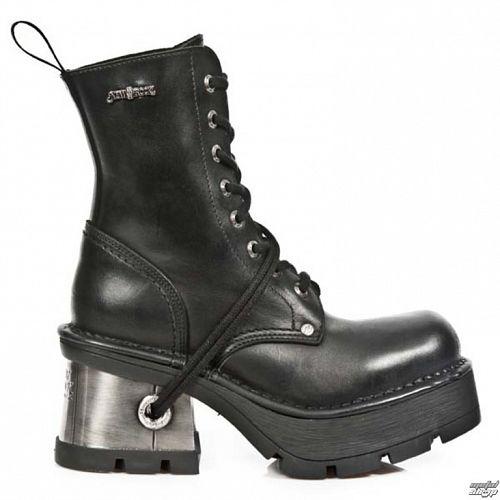 topánky dámske NEW ROCK - ITALI planing M8 ACERO - M.8355-S1