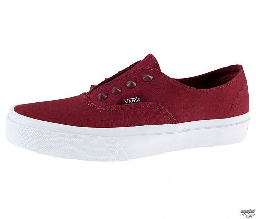 topánky dámske VANS - U Authentic Gore (Studs) - PORT RED - VZSKIV7
