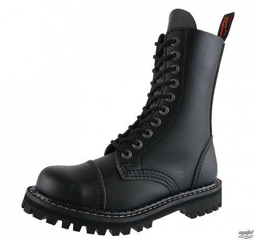topánky KMM 10dírkové - Vegan - Black - 100