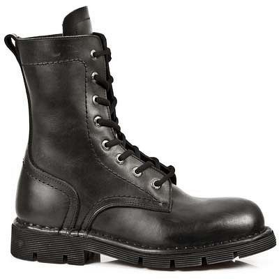 topánky NEW ROCK - 1423-S1 - Itali Negro