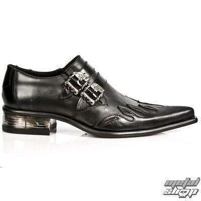 topánky NEW ROCK - 2358-S1 - Itali Negro