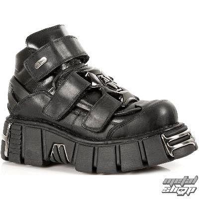 topánky NEW ROCK - 285-S1 - Itali Negro