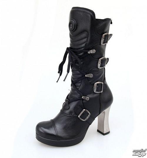 topánky NEW ROCK - 5815-S10 - Nomada Negro