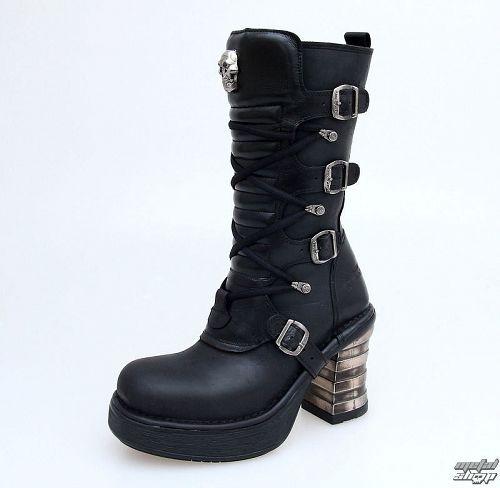topánky NEW ROCK - 8373-S1 - Itali Negro