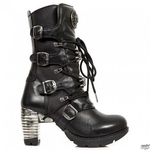 topánky NEW ROCK - Itali, Nomada, Trail Negro Taco - M.TR073-C1