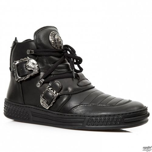 topánky NEW ROCK - NEGRO PISA - M.PS049-S1