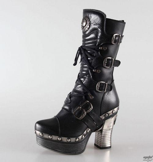 topánky NEW ROCK - Z006-C5 - Nomada Negro