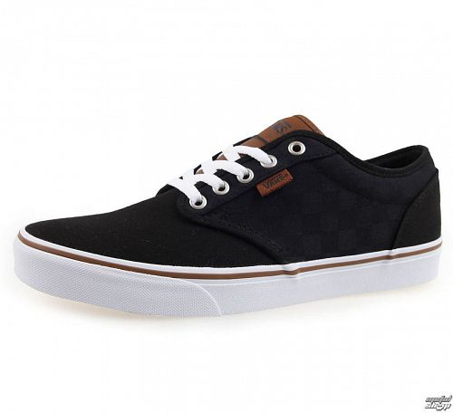 topánky pánske VANS - Atwood (C & L) - black che - VA327LMF9