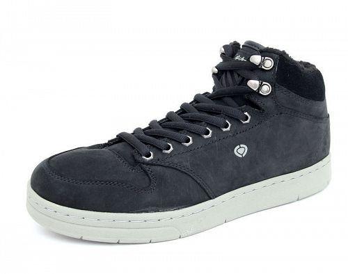 topánky pánske -zimný- CIRCA - Lurker - BLACK-OLIVE