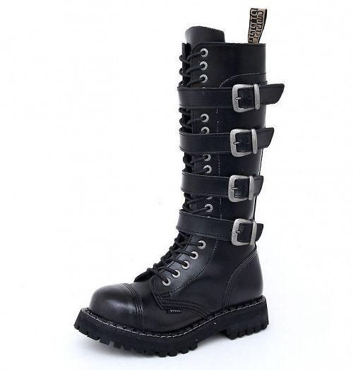 topánky STEEL - 20 - DIERKOVÉ - 139 - 140 4P