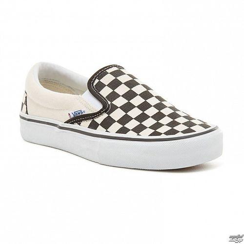 topánky VANS - MN Slip-On Pro (Checkerboard) - VA347VAPK