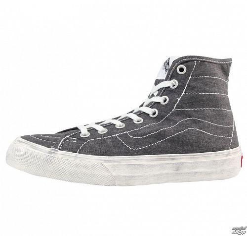 topánky VANS - SK8-HI - Decon (Overwashed) - BL - V18HH1V