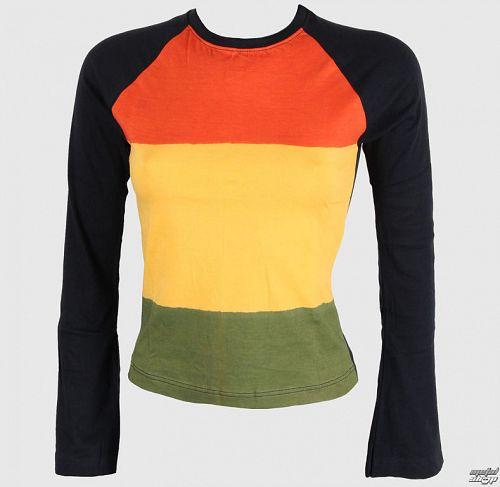 tričko dámske dlhý rukáv Batika 3